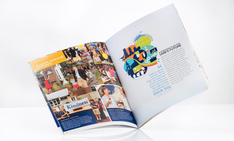 University School of Milwaukee - USM Today magazine, Fall 2013